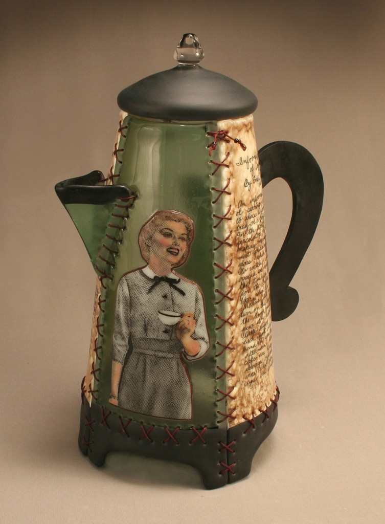 Emily Post's Coffee Pot