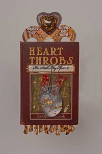 Heart Throb Altered Book